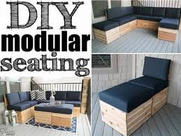 Diy Outdoor Sectional Sofa How To Build A Platform Outdoor Sectional Free Plans Homestead