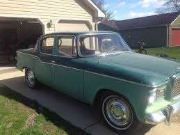 classic studebaker for sale on classiccars com 155 available