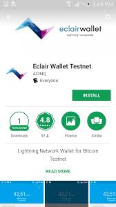 android eclair how to try out lightning network using eclair app for android