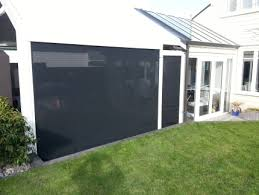 Track Guided Outdoor Blinds Zip Track Auckland Zip Track Drop Curtains Auckland