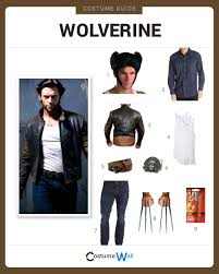 leather jacket halloween costume dress like wolverine costume halloween and cosplay guides
