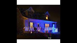 Christmas Lights Projector by Christmas Laser Lights Outdoor Projector Star Red Green Blue