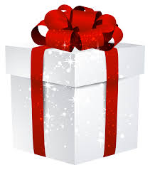 gift boxes with bow white shining gift box with bow png clipart image gallery