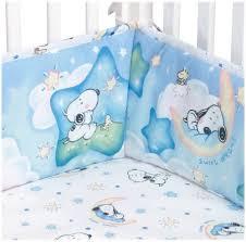 Snoopy Crib Bedding Sleepytime Baby Snoopy 3 Crib Bedding Set