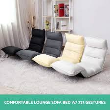 Lounge Chaise Sofa by Lounge Sofa Bed Floor Recliner Folding Chaise Chair Adjustable