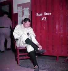 photos of the day a ruth color photos of the yankees legend time com
