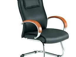 leather desk chair no arms office chair no arms office chairs without wheels and arms fantastic
