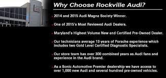 audi rockville rockville audi car dealership in rockville md 20852 kelley blue