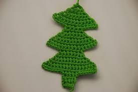 amjaylou crochet christmas tree decoration