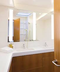 triple fusion lighted mirror electric mirror