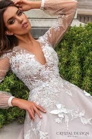 design wedding dresses design haute sevilla couture wedding dresses 2017 deer