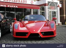 ferraris pizza enzo at the flying pizza leeds stock photo royalty free