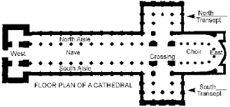 cathedral floor plan john b williams web page