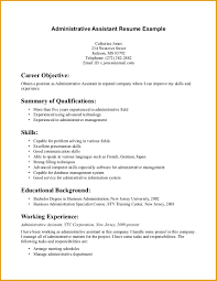 summary statement for resume examples cover letter administrative assistant summary for resume cover letter administrative assistant resume summary statement jumbocover info example pageadministrative assistant summary for resume extra
