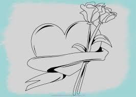 imagenes de amor para dibujar grandes dibujos para colorear de corazones chidos con alas dibujar dibujos