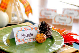 thanksgiving name tags printables perfectly plaid thanksgiving place cards