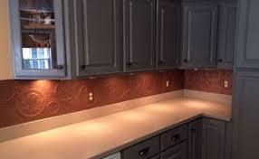 kitchen copper backsplash backsplash tiling for timers you can do it hometalk