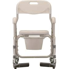 Shower Chair On Wheels Commodes