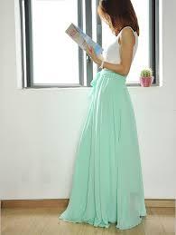 high waisted skirts high waist maxi skirt chiffon silk skirts beautiful bow tie