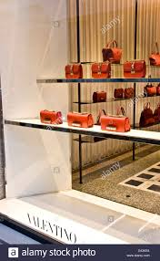 designer brands shop window stock photos u0026 designer brands shop