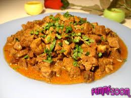plat cuisine recette foie et cœur d agneau au vinaigre recette plat cuisine