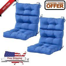wicker cushion set ebay