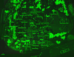 Fallout 4 Map by Where Is The Abbots House Fo4