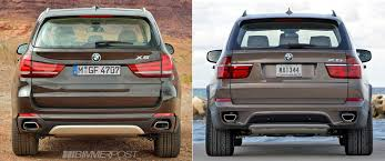 xbimmers bmw x5 a look at bmw x5 f15 versus outgoing x5 e70 which do you prefer