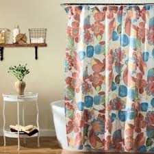 Grey Green Shower Curtain Bathroom Color Yellow Blue Grey Floral Inch Shower Curtain For