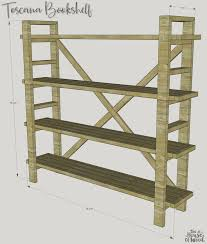 Leaning Shelves Woodworking Plans by Best 25 Bookshelf Plans Ideas On Pinterest Bookcase Plans
