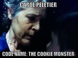 Carol Twd Meme - me want murder the walking dead the walking dead meme twd