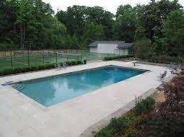 Pool Patio Design Limestone Swimming Pool Patio Nj Traditional Patio New York