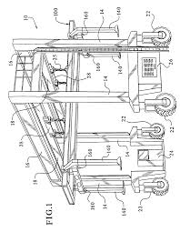 patent us6968963 grappler control system for a gantry crane