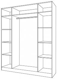 Small Bedroom Wardrobes Ideas White Bedroom Set Queen Pax Ikea Inspired Cupboards Storage For
