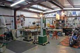 Garage Workshop Famous Basement Workshop Ideas U2014 Inspiring Basement Ideas