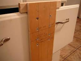 cabinet hardware drilling jig cabinet door handle jig pull jig it demo by impressions here for