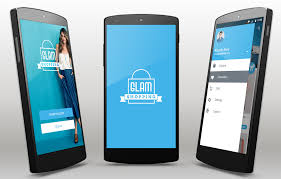 app android glam android app template