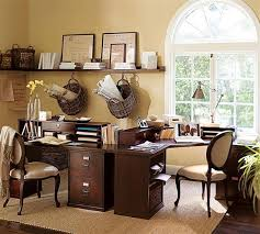Decorating Ideas For Office At Work Gorgeous Decorating An Office 20 Home Office Decorating Ideas For