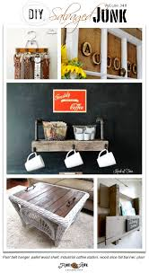 diy salvaged junk projects 348funky junk interiors