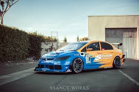 Honda Civic Usa Spoon Sports Usa Honda Civic Type R Time Attack Copy Stanceworks