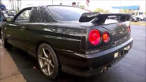 nissan skyline left hand drive for sale nissan skyline r34 gts in america youtube