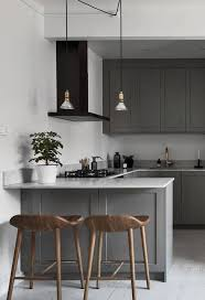 Small Kitchen Ideas Kitchen Grey Kitchens Small Kitchen Design Ideas Spaces Island