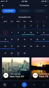 Dribbble by Top 25 Best Ios Calendar Ideas On Pinterest Ui Design App Ui