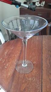 large glass martini glasses gumtree australia free local classifieds