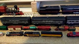 hallmark lionel trains ornament collection