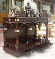 pooja mandapam designs 119 best wood mandir designs images on puja room