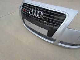2001 audi tt front bumper cover audi tt mk1 8n front bumper cover w grille silver 8n0807111