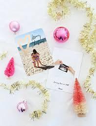 a bubbly lifediy christmas card holder a bubbly life