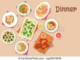 cuisine dinner dinner menu icon for healthy food design dinner menu icon