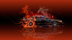 orange cars 2016 nissan skyline gtr r32 jdm side fire abstract car 2016 wallpapers